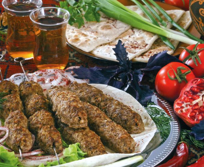 Food azerbaijani cuisine ptichka sadovod for Azerbaijani cuisine